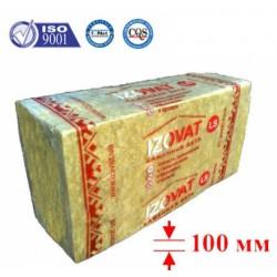 Современный кровельный базальтовый (ЭКО) утеплитель Izovat LS (Изоват) 100 мм